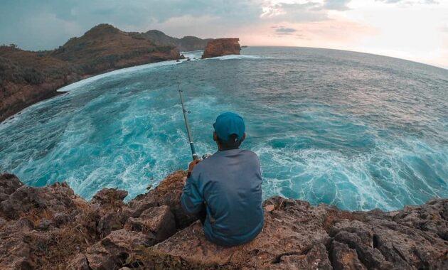 10 Gambar Pantai Jogan Jogja 2020 Jalan Menuju Lokasi Peta Denah Air Terjun Wonosari Jejakpiknik Com