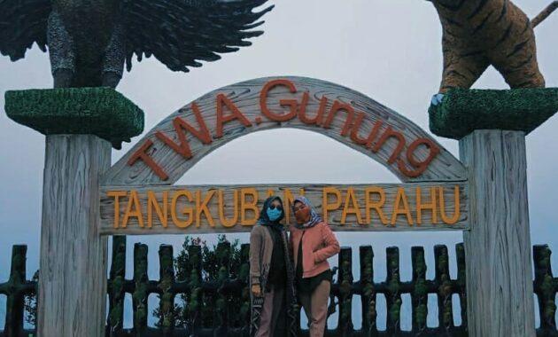 10 Gambar Gunung Tangkuban Perahu Harga Tiket Masuk Lokasi Asal Usul Misteri Sejarah Wisata Jejakpiknik Com