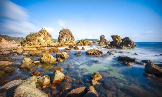 """Image result for pantai watu lumbung"""""""