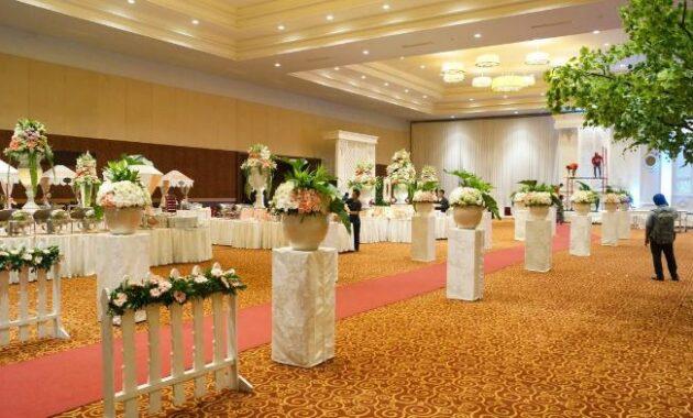 Harga Sewa Gedung Sasana Kriya Tmii Taman Mini 2019 Wedding Package