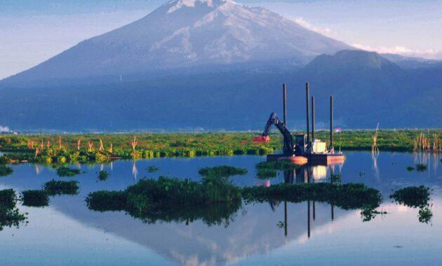 10 Gambar Danau Rawa Pening Ambarawa Tiket Masuk Wisata
