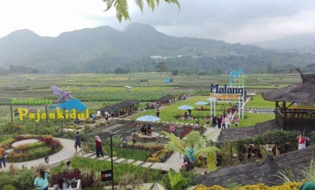 10 Spot Foto Di Cafe Sawah Pujon Kidul Harga Menu Makanan Rute