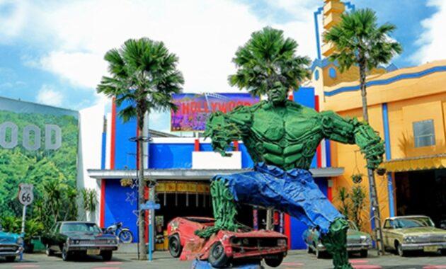 Harga Tiket Masuk Museum Angkut Malang September 2019 Buka