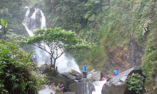 Harga Tiket Masuk Curug Ciherang Jonggol Bogor Lokasi Air Terjun