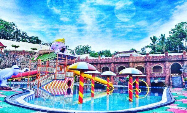 10 Gambar Slanik Waterpark 2020 Harga Tiket Masuk Alamat Dimana Bandar Lampung Selatan Jejakpiknik Com