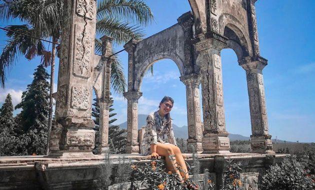 10 Foto Taman Ujung Bali, Harga Tiket Masuk Lokasi Objek ...