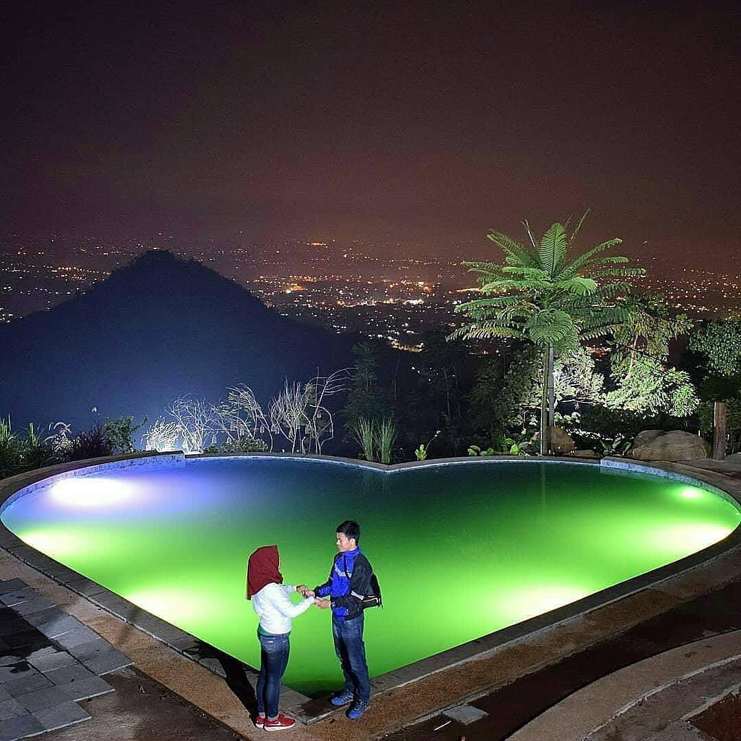 Harga Tiket Masuk Taman Love Soreang 2020 Kolam Renang