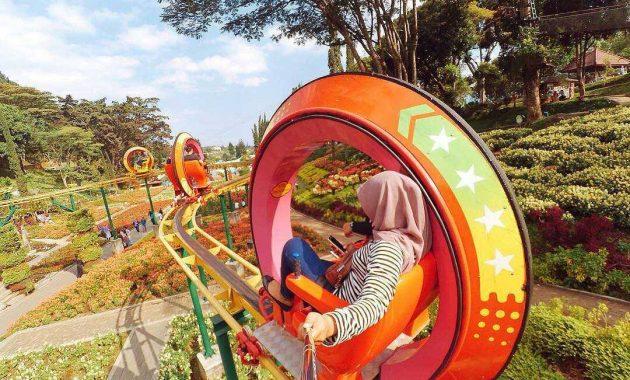 10 Gambar Taman Selecta Batu Malang Harga Tiket Masuk