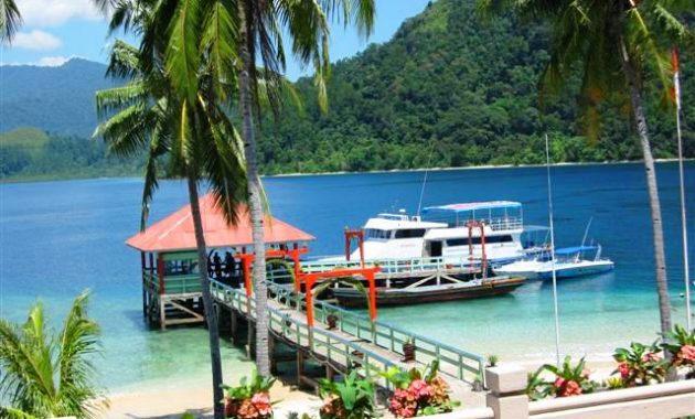 pulau sikuai 630x380 - Rekomendasi Tempat Wisata Padang yang Mendunia