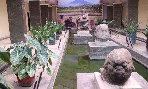 Museum negeri balaputra dewa kota palembang sumatera selatan gambar lokasi balaputradewa indonesia