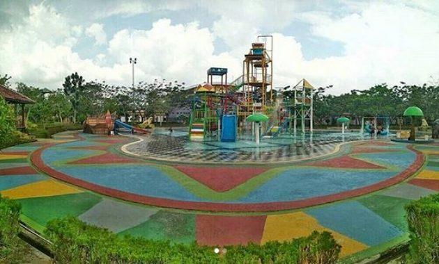 10 Gambar Boombara Waterpark Pekanbaru, Harga Tiket Masuk ...