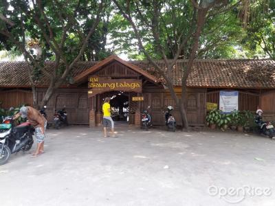 10 Gambar Saung Talaga Depok, Lokasi Alamat, Jam Buka Tutup, Daftar Menu Restoran + Nomer Telepon