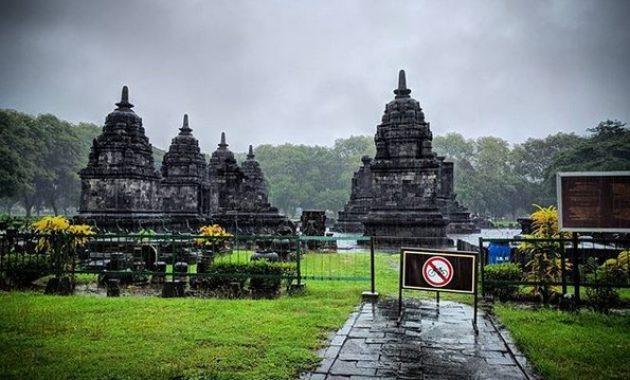10 Gambar Candi Lumbung Klaten, Lokasi Alamat, Penginapan di Sekitar Area + Penemuan Pendiri Pembuat Prasasti