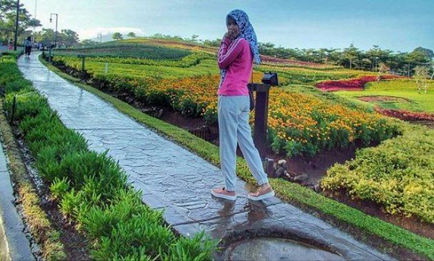 Tiket Masuk Taman Bunga Wiladatika Cibubur Depok