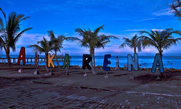 10 Gambar Pantai Akkarena Makassar, Harga Tiket Masuk, Lokasi Alamat, Misteri Mitos + Rute Jalan Menuju Wisata