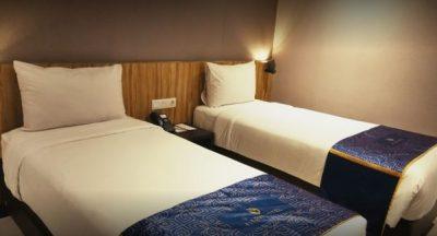Kamar Fitria Hotel | Foto: booking.com