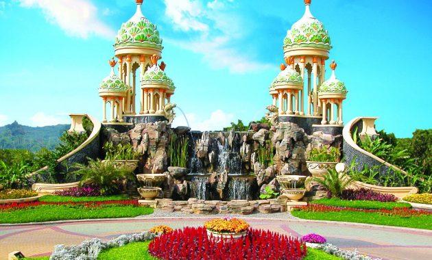 10 Gambar Kota Bunga Cianjur Harga Tiket Masuk Lokasi