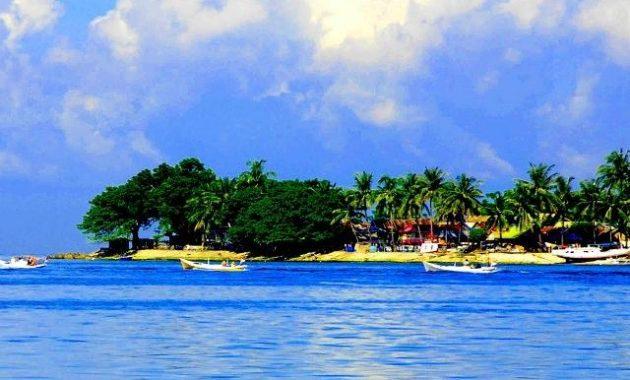 Tempat wisata di Makassar Lae Lae Island