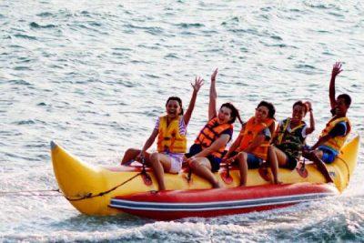 Banana Boat Dulu | Foto: travelspromo.com 2
