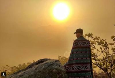 Sunrise | Instagram @rizqifebriyanto