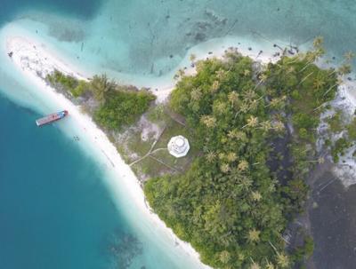 Pulau Banyak Aceh | Instagram @travelpulaubanyak