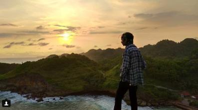 Mengagumi Ciptaan-Nya | Instagram @devahandriyan