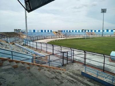 Tidak Ada Pertandingan   Instagram @stadionsurajaya