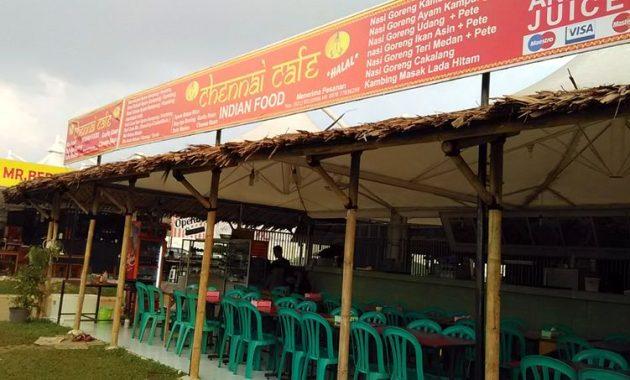Menu Taman Jajan Cbd Bintaro Tangerang Lokasi Alamat Jam Buka