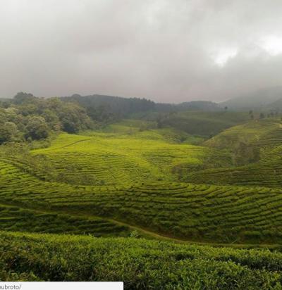 Ketika Sang Surya Dihalangi | Foto: Instagram @totokwisnubroto