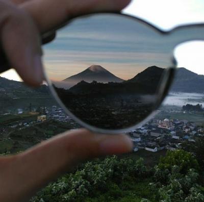Dibalik Kacamata | Foto: Instagram @zulfavaa