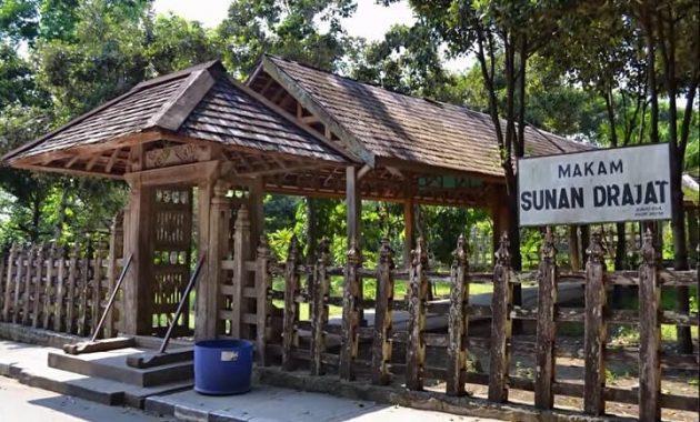 Makam Sunan Drajat Lamongan, Rute Menuju Lokasi Penginapan Hotel di Sekitar | JejakPiknik.Com