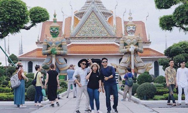 10 Tips Itinerary Backpacker Ke Bangkok Dan Pattaya Murah