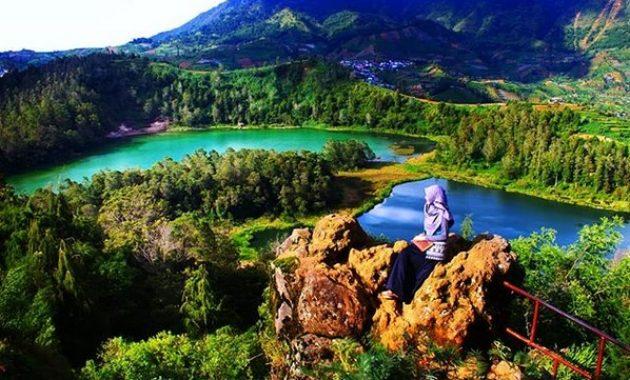 10 Gambar Batu Pandang Ratapan Angin Wonosobo, Tiket Masuk, Letak ...