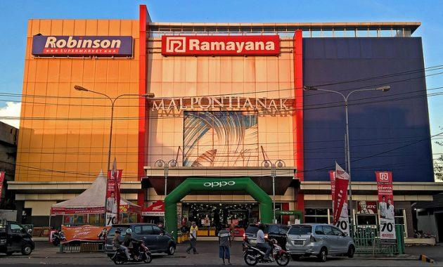 10 Mall Di Pontianak Terbesar Baru Alamat Tempat Yang Ada Bioskop Dan Karaoke Dekat Gajah Mada Jejakpiknik Com