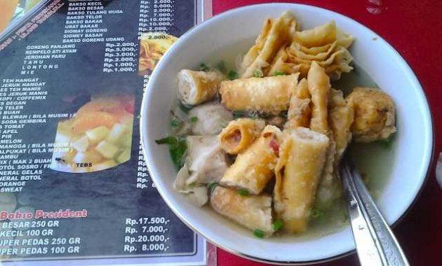 6 Bakso Enak Di Batu Malang Kuliner Warung Murah Daerah Alun Alun Kota Jejakpiknik Com