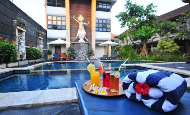 15 Hotel Murah Di Legian Bali Rp 125 000 2019 Bagus Dekat