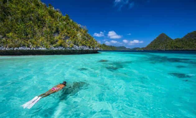 Hasil gambar untuk 3. Pulau Wakatobi