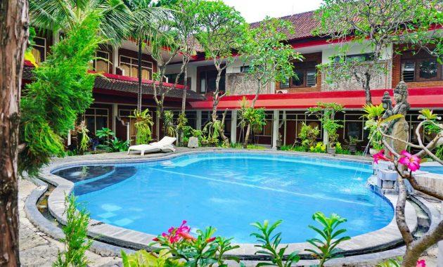 15 Hotel Murah di Denpasar Rp.88.000 Dekat Bandara Pantai ...