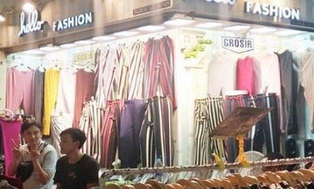 foto by travel.tribunnews.com. Alamat  Pusat Grosir Tanah Abang ... 145cc53be3
