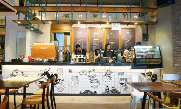 10 Tempat Ngopi di Surabaya, Kedai Kopi Coffee Shop Warung ...