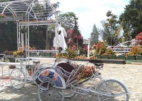 Tiket Masuk Taman Wisata Kopeng Semarang Jawa Tengah Lokasi