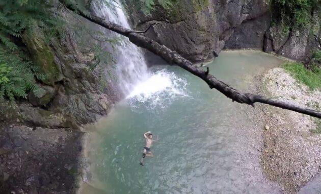 73 Gambar Air Terjun Njumeg Terbaik