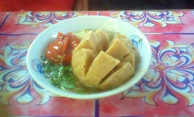 [CoC Regional: Makanan Tradisional] Paling Nyoss... Bakso Bogem Kroya, syantaaav