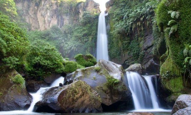 6 Air Terjun Di Trawas Wisata Baru Tersembunyi Lokasi