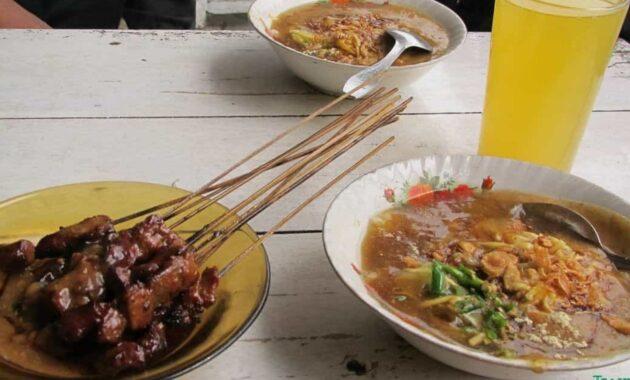 10 Makanan Khas Wonosobo Aneka Masakan Yang Terkenal Mie Ongklok