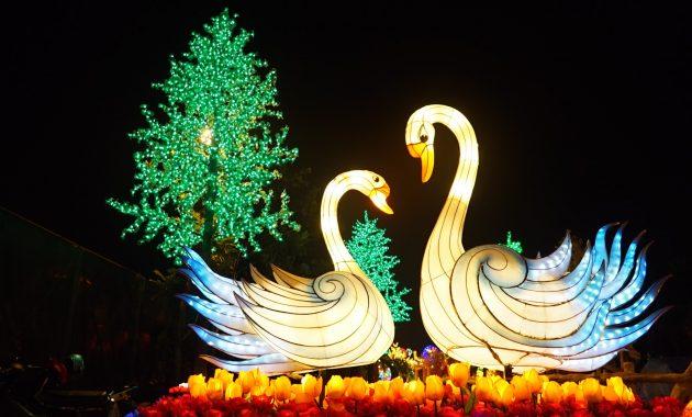 10 Foto Malang Night Paradise 2020 Harga Tiket Masuk Wahana Lokasi Rute Alamat Jejakpiknik Com