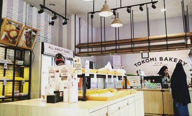 Tokomy Bakery