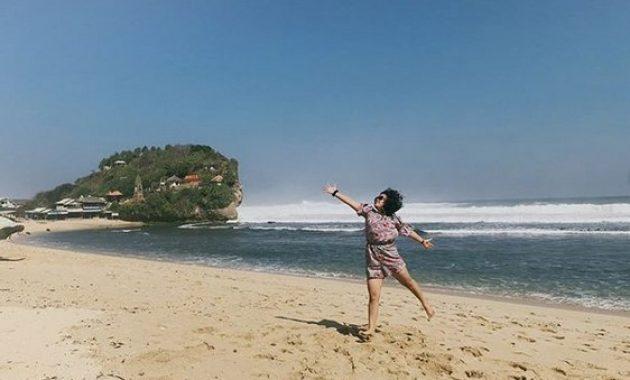 wisata jogja pantai indrayanti 10 Gambar Pantai Indrayanti Beach Jogja Harga Tiket Masuk