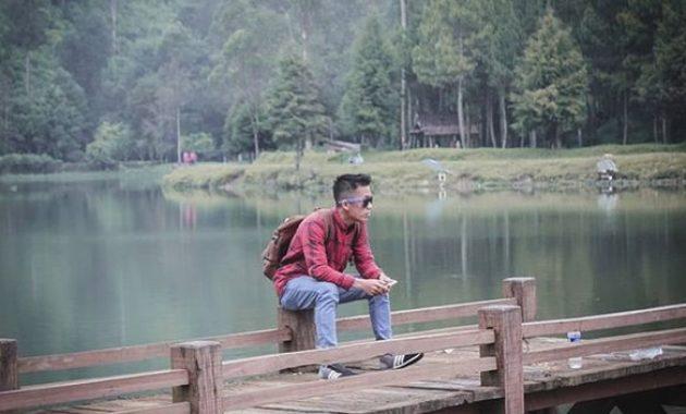 10 Foto Situ Cisanti Pangalengan Bandung, Tiket Masuk ...