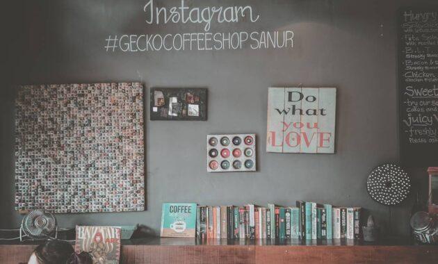 10 Tempat Ngopi di Denpasar, Coffee Shop Kedai Kopi 24 Jam ...